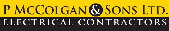 P McColgan & Sons Ltd Electrical Contractors
